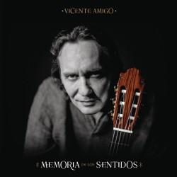 VICENTE AMIGO - MEMORIA DE...