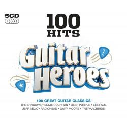 100 HITS GUITAR HEROES -...