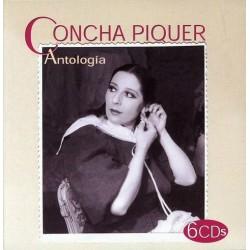 CONCHA PIQUER - ANTOLOGIA...