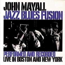 JOHN MAYALL -  JAZZ BLUES...