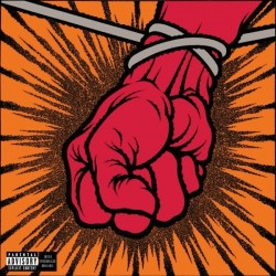 METALLICA - ST ANGER  (Cd)