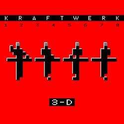 KRAFTWERK - 12345678 3-D  (Cd)