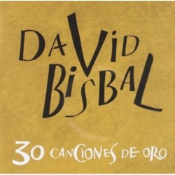 DAVID BISBAL - 30 CANCIONES...