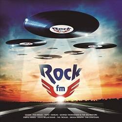Rock FM  - Varios  (LP-Vinilo)
