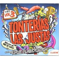 TONTERIAS LAS JUSTAS VOL.3...