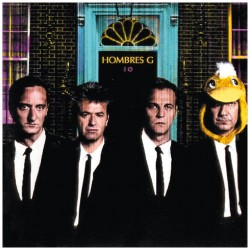 Hombres G - 10  (Cd)