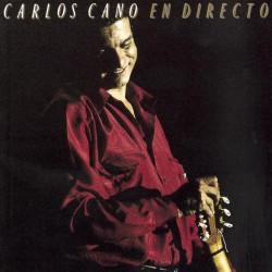 CARLOS CANO - EN DIRECTO  (Cd)