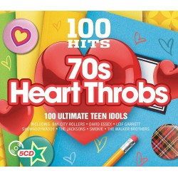 100 Hits-70'S Heart Throbs...