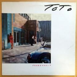 TOTO - FAHRENHEIT  Ed.1986...