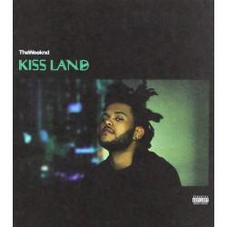 WEEKND - KISS LAND  (Cd)
