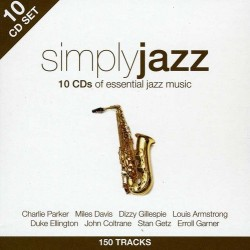 SIMPLY JAZZ - VARIOS  (Pack...