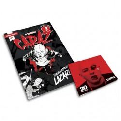 CAPAZ - 20 GOLPES  (CD +...