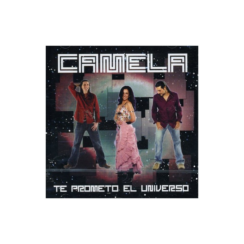 disco de camela te prometo el universo