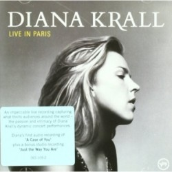DIANA KRALL - LIVE IN PARIS...