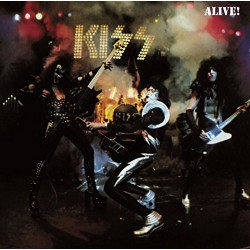 KISS - ALIVE I  (2cd)