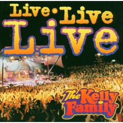 KELLY FAMILY,THE - LIVE  (2Cd)