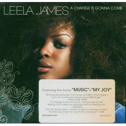 Leela James - A Change is...