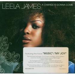 Leela James - A Change is...