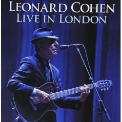 LEONARD COHEN - LIVE IN...