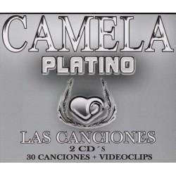 CAMELA - PLATINO  (LAS...