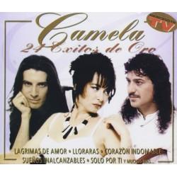 CAMELA - 24 EXITOS DE ORO...