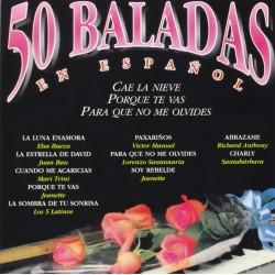 50 BALADAS EN ESPAÑOL...
