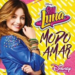 SOY LUNA - MODO AMAR  (Cd)