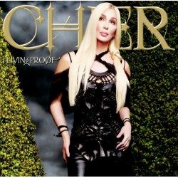 CHER - LIVING PROOF  (Cd)