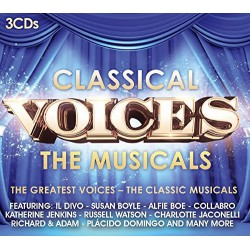 CLASSICAL VOICES THE...