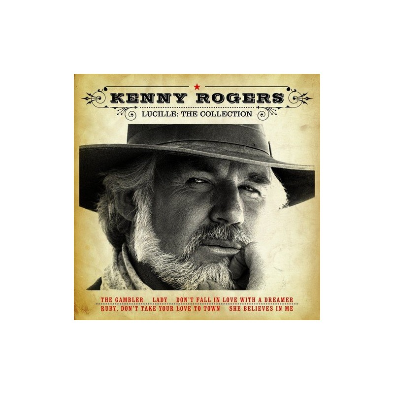 Kenny rogers lucille the collection cd for The collection com