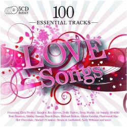 100 Essential Love Songs -...