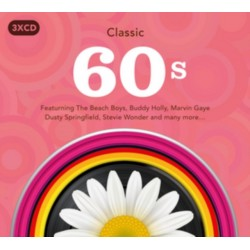 CLASSIC 60's - VARIOS  (Cd)