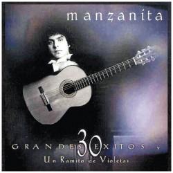 MANZANITA - 30 GRANDES...