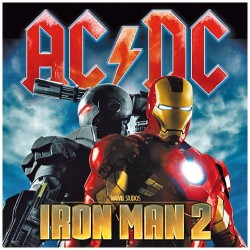 AC DC - IRON MAN2 (CD+...