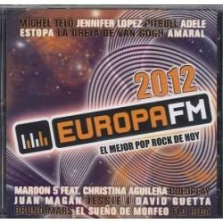 EUROPA FM 2012 - VARIOS  (2Cd)