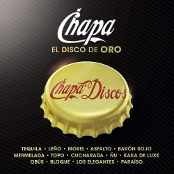 """CHAPA """"EL DISCO DE ORO"""" -..."""