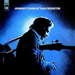 JOHNNY CASH - AT SAN...