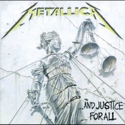 METALLICA - AND JUSTICE FOR...