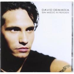 DAVID DEMARIA - SIN MIEDO A...