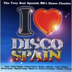 I LOVE DISCO SPAIN Vol 2 -...
