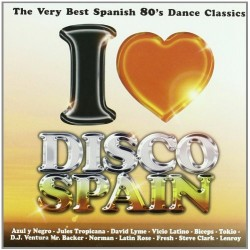 I LOVE DISCO SPAIN Vol.1 -...