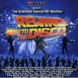 I LOVE DISCO REWIND TO THE...