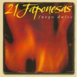 21 JAPONESAS - FUEGO DULCE...