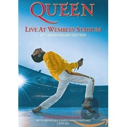 QUEEN - LIVE AT WEMBLEY...