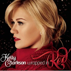 KELLY CLARKSON - WRAPPED IN...