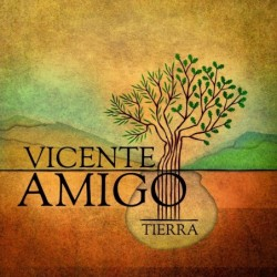 VICENTE AMIGO - TIERRA  (Cd)