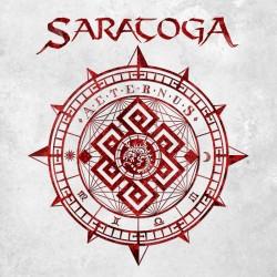 SARATOGA - AETERNUS  (Cd)