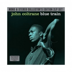 JOHN COLTRANE - BLUE TRAIN...