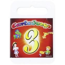 CANTAJUEGO, VOL. 3 (DVD+CD...
