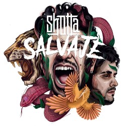 SHOTTA - SALVAJE  (Cd-Libro)